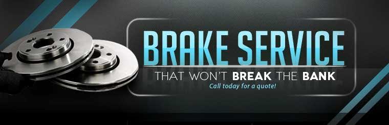 10 minute oil change brake service
