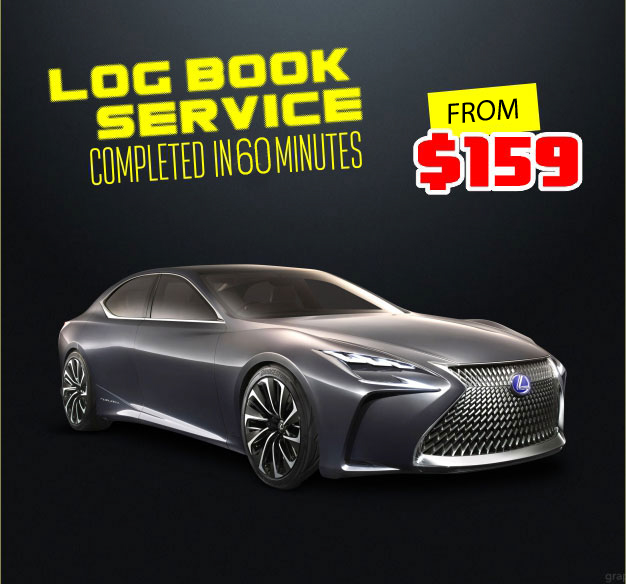 Log Book Services - Perth